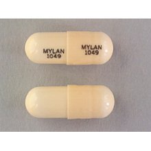 Doxepin Hcl 10 Mg Caps 1000 By Mylan Pharma.