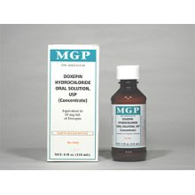 Doxepin Hcl 10mg ml Solution 120 Ml By Morton Grove.