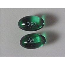 Drisdol 50MU Gelcaps 1X50 each Mfg.by: Sanofi - Aventis Us Llc USA.