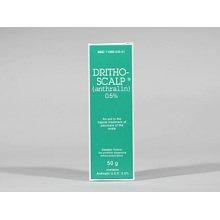 Dritho-Scalp 0.5% Cream 1X50 gm Mfg.by: Summers Laboratories Inc. USA.