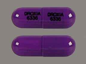 Droxia 300mg Caps 60 By Bristol-Myers