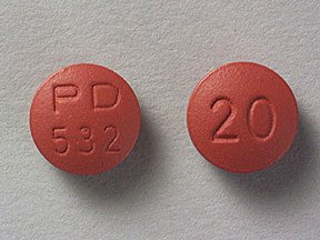 Image 0 of Accupril 20 Mg Tablets 90 By Pfizer Pharma.