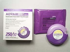 Advair Diskus Fluticasone Propionate Side Effects Images Uses Dosage Overdose At Rxlist
