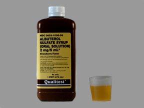 Qualitest syrup