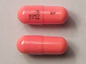 Altace 2.5 Mg Capsules 100 By Pfizer Pharma.
