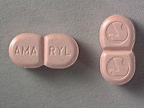 Amaryl 1 Mg Tabs 100 By Aventis Pharma.