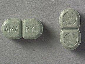 Amaryl 2 Mg Tabs 100 By Aventis Pharma