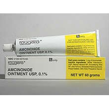 Amcinonide 0.1% Ointment 60 Gm By Fougera & Company.