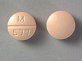 Image 0 of Amiloride Hcl/Hydrochlorothiazide 5-50Mg Tabs 500 By Mylan Pharma.