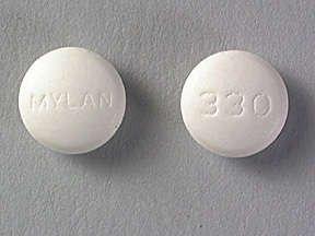 Amitriptyline Hcl/Perphenazine 10-2 Mg Tabs 100 By Mylan Pharma