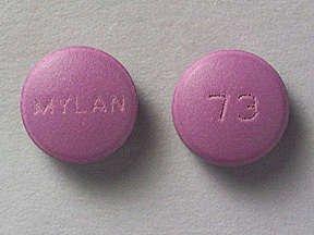 Amitriptyline Hcl/Perphenazine 50-4 Mg Tabs 100 By Mylan Pharma.