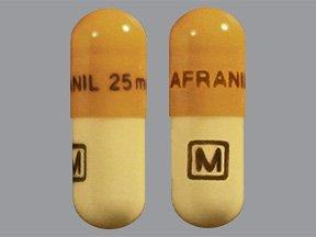 Anafranil 25 Mg Caps 30 By Mallinckrodt Branded.