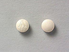 Armour Thyroid 0.5 Gr 100 Tabs By Allergan Usa