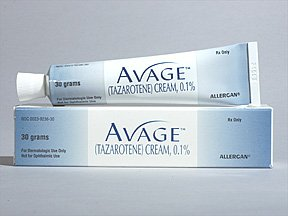 Avage 0.1% Cream 30 Gm By Allergan Inc.