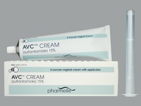 Avc 15% Cream 4 Oz By Meda Pharma.