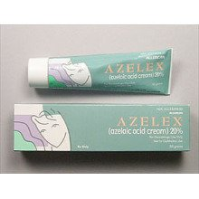 Azelex 20% Cream 50 Gm By Allergan Inc.