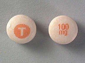 Tegretol XR 100 Mg Tabs 100 By Novartis Pharma.