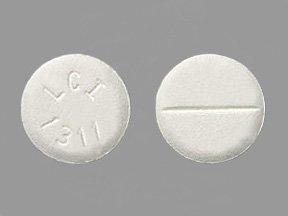 Terbutaline 5 Mg Tabs 100 By Lannett Co.