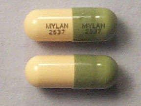 Triamterene-Hctz 37.5-25 Mg Caps 100 By Mylan Pharma.