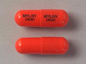 Image 0 of Acebutolol Hcl 400 Mg Caps 100 By Mylan Pharma.