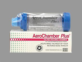 Aerochamber Plus 1 By Forest Lupin.