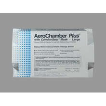 Aerochamber Plus 1 By Actavis Pharma.