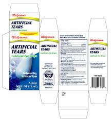Image 1 of Artificial Tear Ophthalmic Sterile Lubricant Eye Drops Solution 15 ml