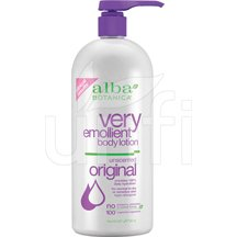 Very Emollient Body Lotion Unscented 32 Oz