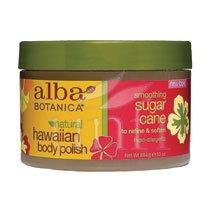 Body Polish Sugar Cane 10 Oz By Alba Botanica
