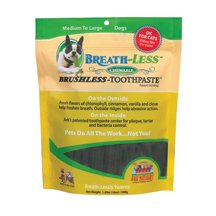 Breath-Less Brushless Toothpaste 18 Oz By Ark Naturals