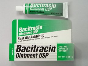 Bacitracin Zinc Ointment 500Un/Gm 1 Oz