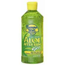 Banana Boat Aloe Aftersun Gel Pump 16 Oz