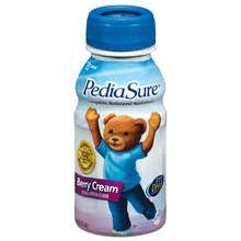Pediasure Berry Cream Liquid 4X6X8 oz