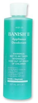 Banish II Liq Deodorant 8 oz Each