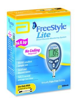 Freestyle Lite Meter Retail Each