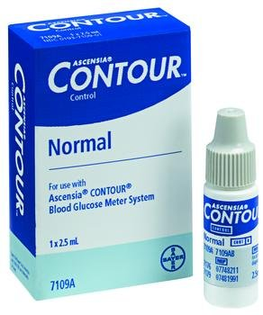 Ascensia Contour Normal Control Sol Each