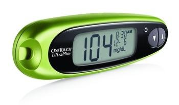 Ot Ultra Mini Meter Green Each
