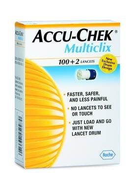 accu chek multiclix instructions