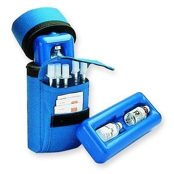 Protector Insulin Case Blue Each