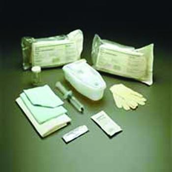 Image 0 of Catheter Insert Kit Foley 16Fr 30Cceach