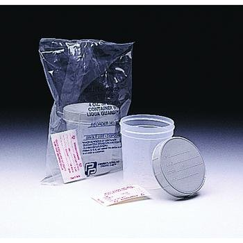 Specimen Container Sterile 4 oz Case of 100