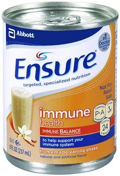 Image 0 of Ensure Nutrional Supplement 8 oz Vanilla Case of 24
