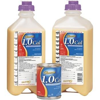 Image 0 of Glucerna Diabetic Nutrional Supplement 8 oz Vanilla Each