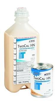 Image 0 of Twocal Hn High Nitrogen Butter Pecan 8 oz Case of 24