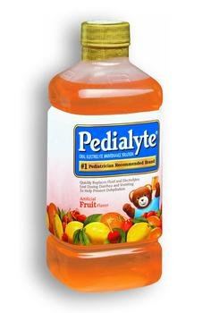 Image 0 of Pedialyte Unflavored 1 Ltr Case of 8