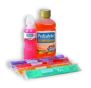 Image 0 of Pedialyte Fruit Flavored 1 Liter Case of 8