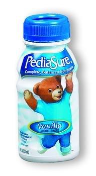 Image 0 of Pediasure Nutrional Supplement 8 0Z Vanilla Case of 24