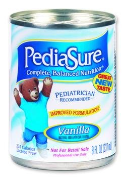 Image 0 of Pediasure Vanilla 8 oz Case of 24