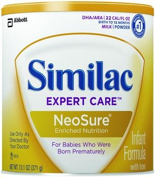 Image 0 of Similac Neosure Advance Powder 12.8 oz Case of 6