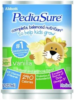 Image 0 of Pediasure W-Fi Vanilla Oral 8 oz Case of 24